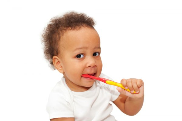 Start Early With Teeth Care