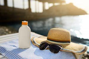 sunscreen concept